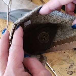 kohls Shoes - Kohls short suede wedge boots